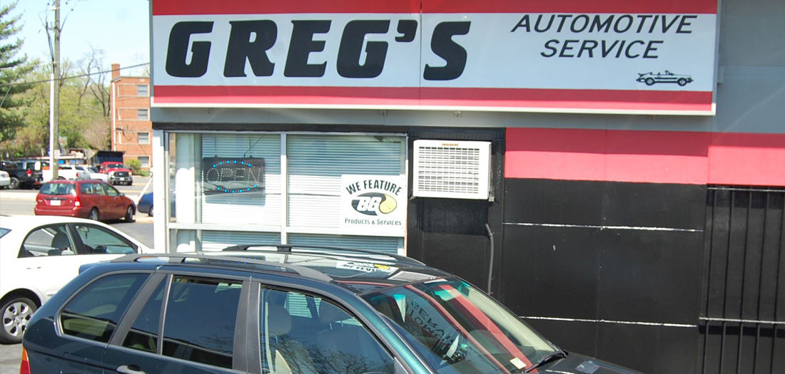 Gregu0027s Automotive Service Is Only Minutes From Old Town Alexandria, Pentagon  City And Crystal City. Owner Greg Pehlivanis Is A Mercedes Specialist Who  ...